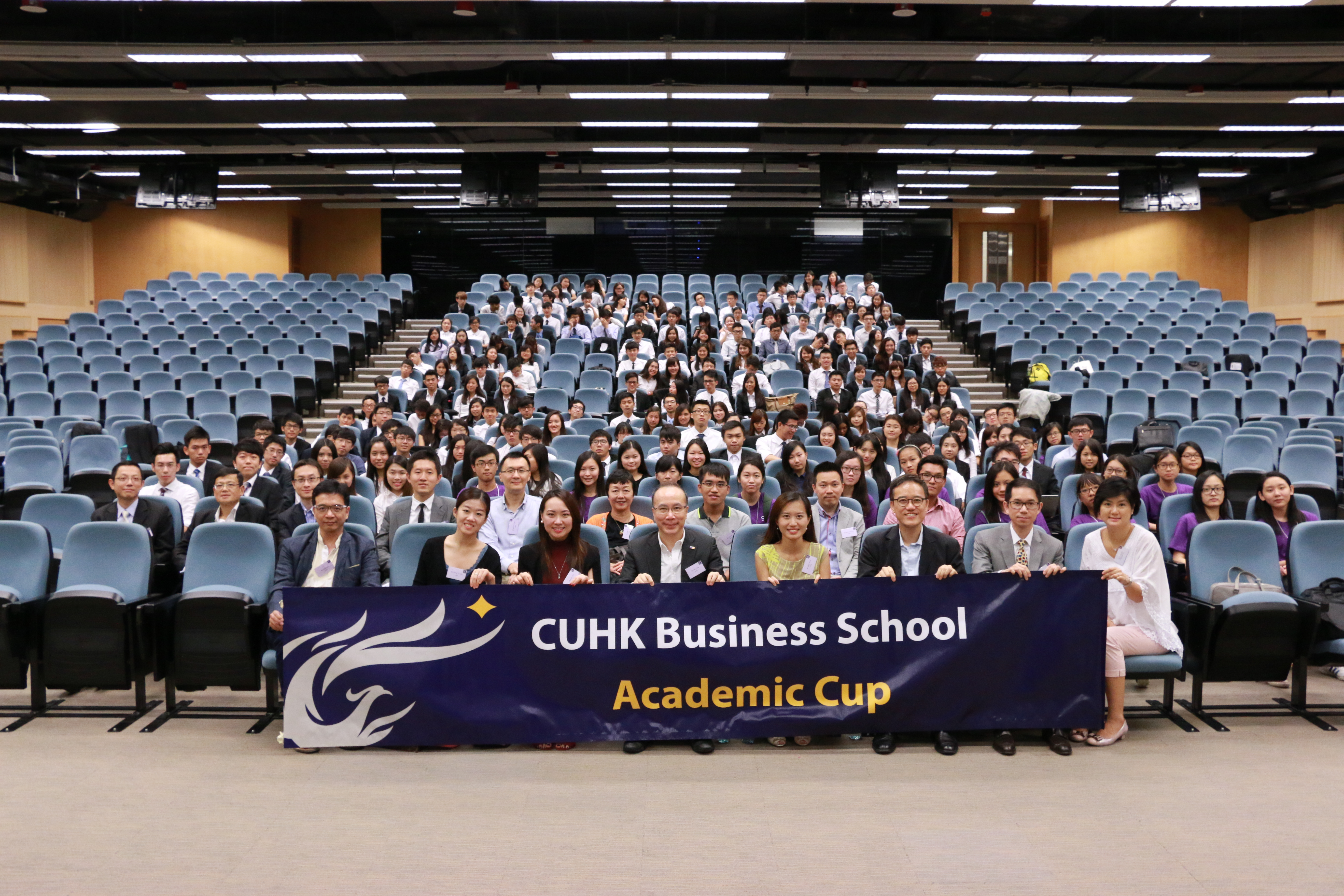 International case study competitions